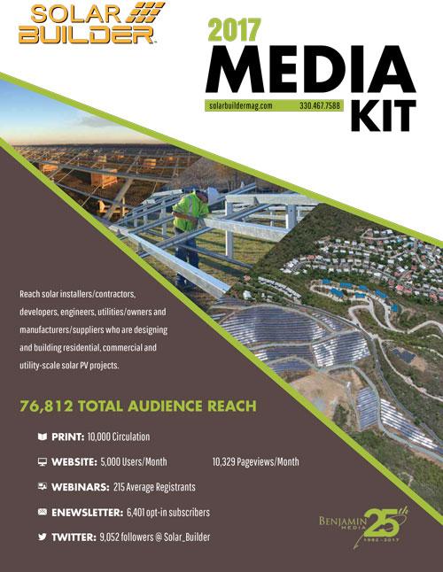 Solar Builder Media Kit