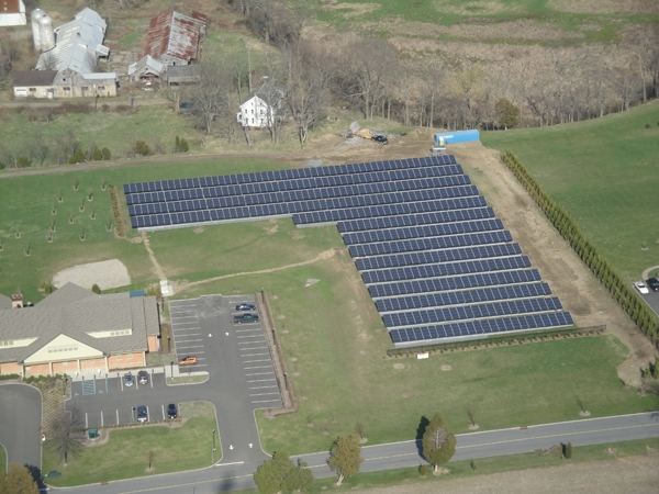 Unirac Partners with KG Solar on 425kW Solar Installation for First Hope Bank