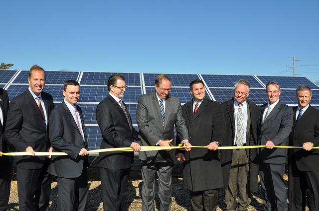 32-MW Long Island Solar Farm Unveiled