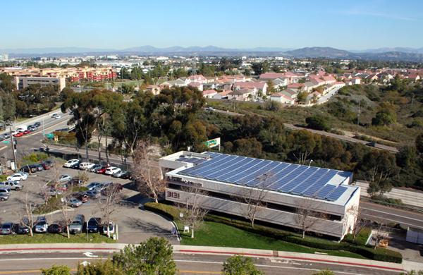 San Diego Cardiac Center Installs 60-kW System