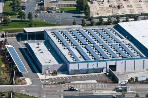 SPI Solar to Build 400-kW System for Volkswagen's U.S. Technical Center