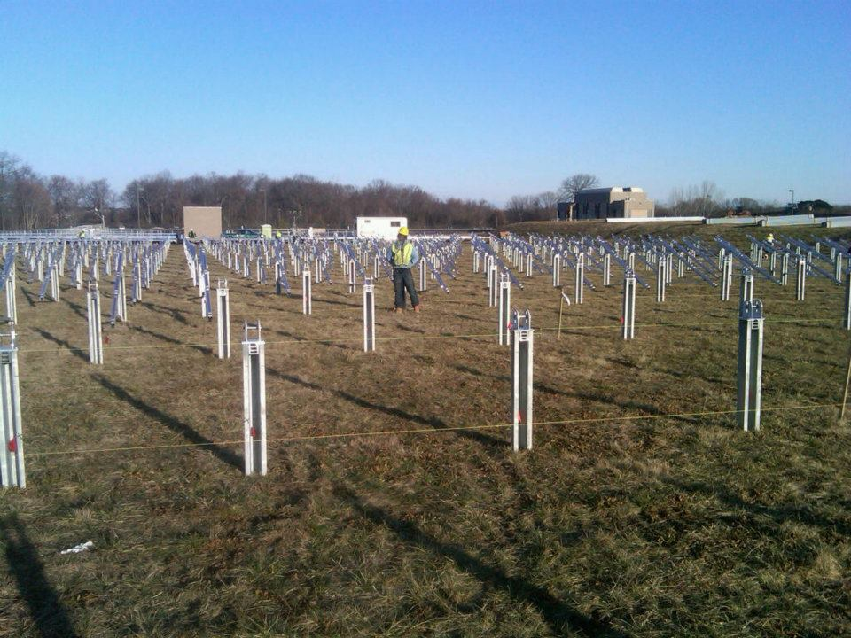 New Jersey American Water Installing Two Solar Fields at Water Plants