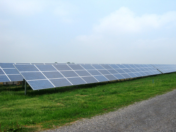 DPW Solar: Power Peak Large-Scale Ground Mount System