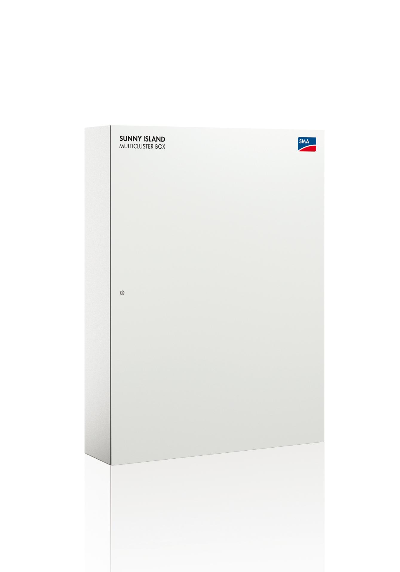 SMA: Multicluster Box AC distribution hub