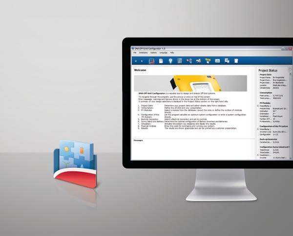 SMA: Off-Grid Configurator