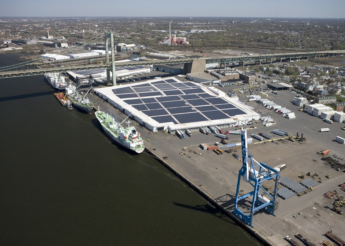 9-MW Rooftop Solar Array in New Jersey Completed