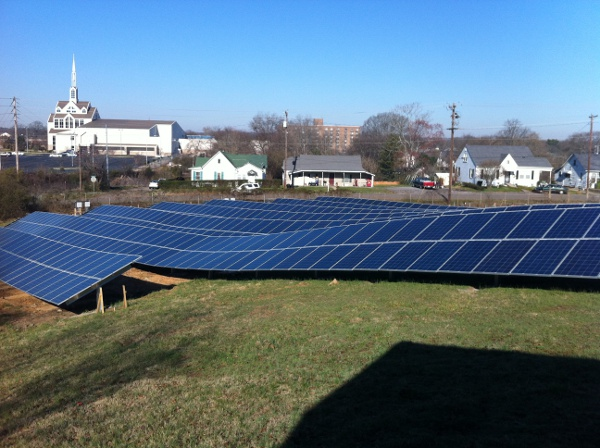 Tennessee Stove Company Installs 200-kW Solar System
