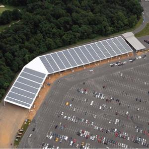 Two Auto Auction Sites Now Boast Solar Energy Installations