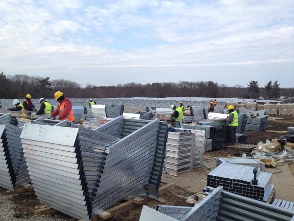 Southern Sky Renewable Energy Building 5.75-MW Solar Array on Massachusetts Landfill