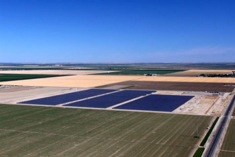 Cupertino Completes 20-MW Solar Energy Project in California
