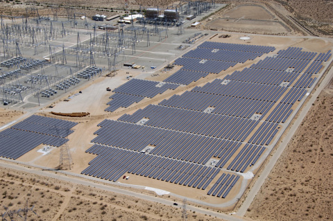 Los Angeles Powers Up 11.4-MW Solar Power System