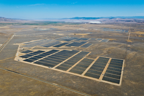 NRG Energy, SunPower Energize First 22 MW of 250-MW California Solar Ranch