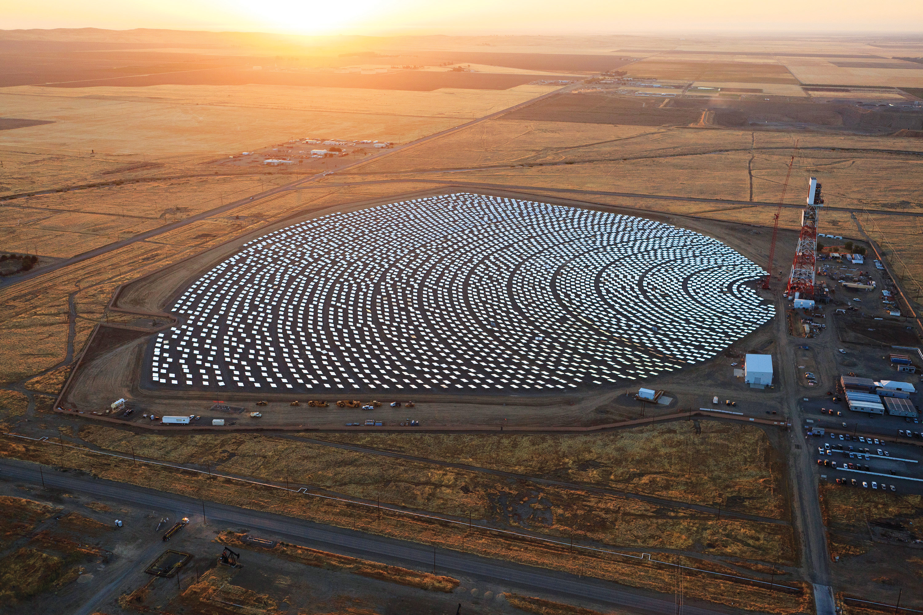 California's Largest Solar Thermal and Storage Contract Approved