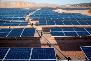 Swinerton Chooses Array Technologies Solar Trackers for 35-MW Project