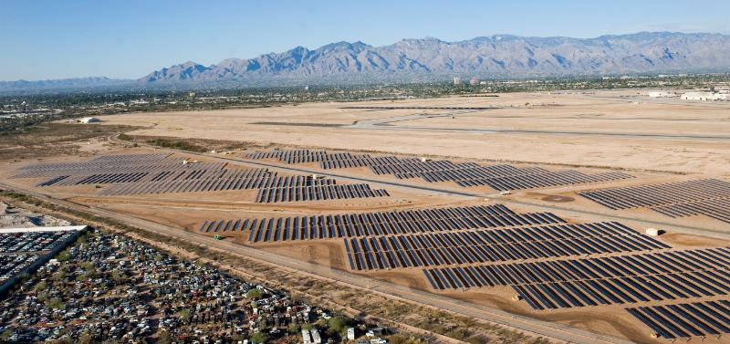 SunEdison Completes Dept. of Defense's Largest Solar Plant