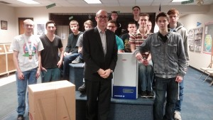 Fronius Donates Inverters to Indiana Vocational School for Trade Education