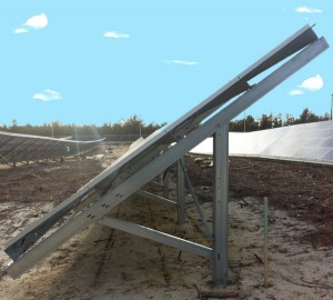 3.7-MW Ground-Mount Project in Massachusetts Uses GameChange Racking