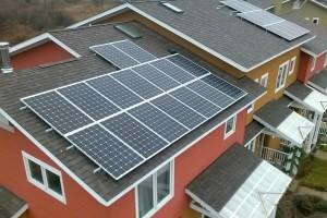 Srinergy Installs Solar Roof-Mounts in Michigan Condominium Community