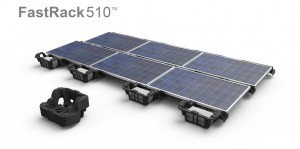 Sollega Launches New FastRack510 Solar Racking System