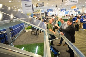 Intersolar North America 2014 Features More than 530 Exhibitors
