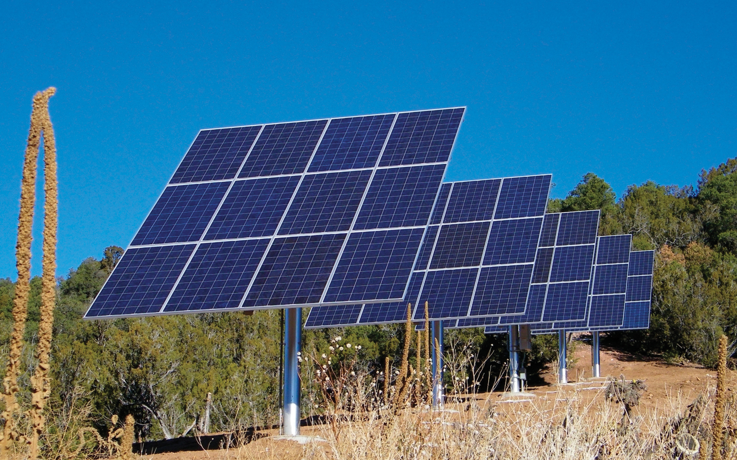 New Top Of Pole Solar Mounting System From Dpw Solar