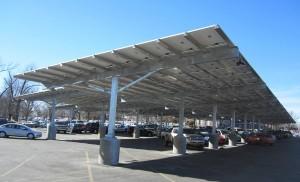 Meridian Solar Installs 322-kW Solar Carport System in Arkansas