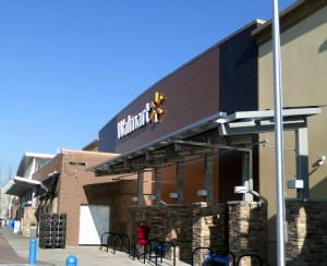 Lumos Solar Frameless Modules Used in Oregon Walmart Installation