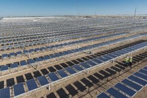 OCI Solar Power Brings Alamo 4 Project Online