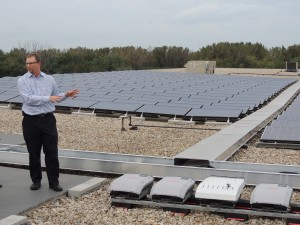 Fronius USA Expands PV Array on Headquarters Roof to 211 kW