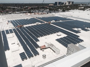 Borrego Solar Completes 2.4-MW Roof-Mount System at Anaheim Convention Center