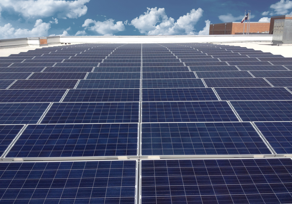 Phono Solar Commissions 1 94 Mw Project For Texas School