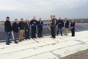 Washington Gas Energy Systems Finishes 40-kW Solar Array
