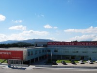 The Martifer Solar headquarters in Portugal.