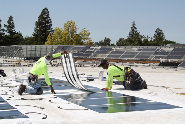 Miasole Introduces The Roofing Industry S First Flexible