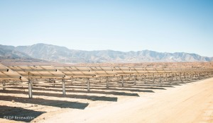 Exosun Commissions Solar Trackers in Lone Valley