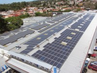 −	The PV plant was developed Martifer Solar's local partner, DESENI and was built for one of El Salvador's leading distribution companies, DISZASA