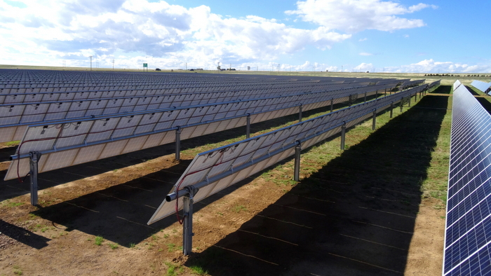 Array's DuraTrack HZ v3 commissioned in Northern New Mexico