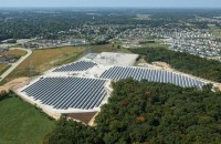 Flexible cable in conduit wins an award for Missouri solar farm
