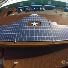 Alamo Beer Co. solar installation doubles as standout art piece