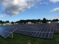 AET provides ground-mount for 1-MW project in Pennsylvania