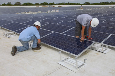 Sunation Solar System S 830 Kw Rooftop Long Island Project