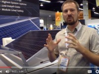 Watch: tenKsolar takes a totally new approach to PV system architecture #SPI