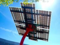 NC State installs tree-like solar array from Spotlight Solar