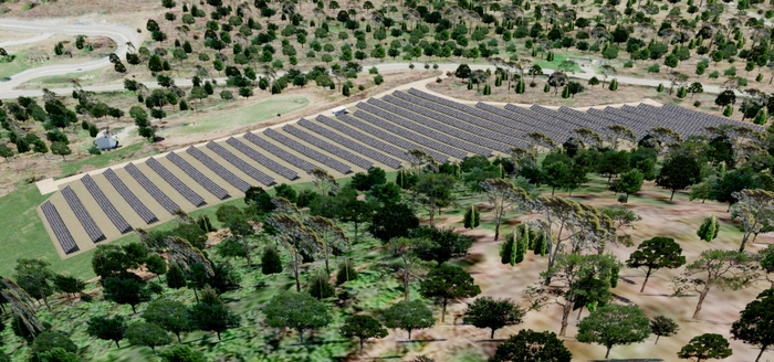 Nexamp Peak - Community Solar Project