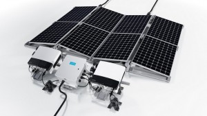 SunPower Helix module mounting