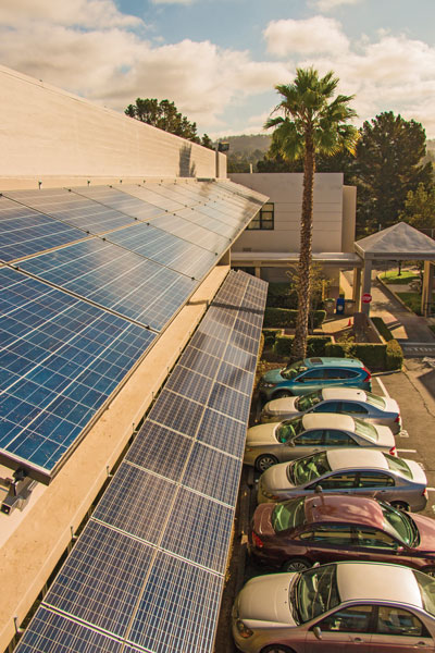 Bishop O Down solar project of the year