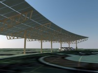 PCI Solar begins cool project in Woodland, Calif., that is six separate systems