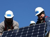 GRID Alternatives, SunPower bring solar to four low-income Texas homes
