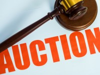 Buy some solar panels, transfer switches, cables, etc., in online bankruptcy auction