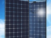 BiSoN bifacial modules test results: 120 percent greater yield over standard system